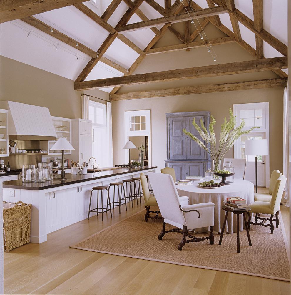 barefoot contessa's barn in east hampton – the simply luxurious life®