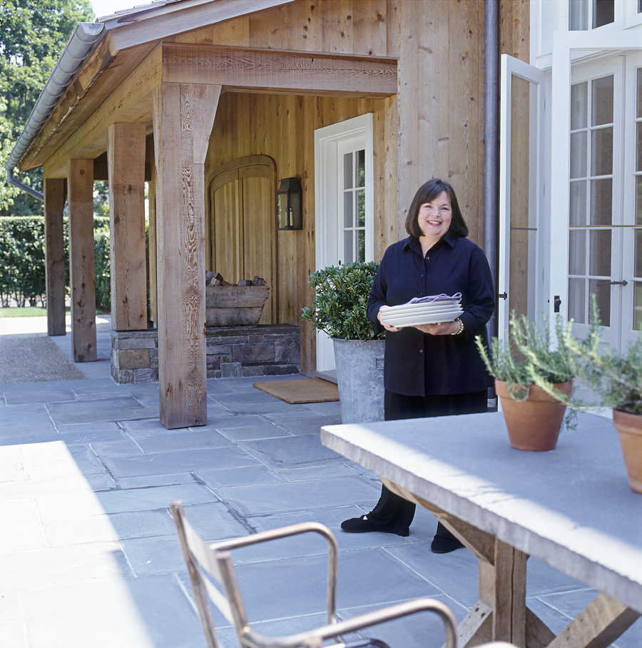 Barefoot Contessa's Barn In East Hampton