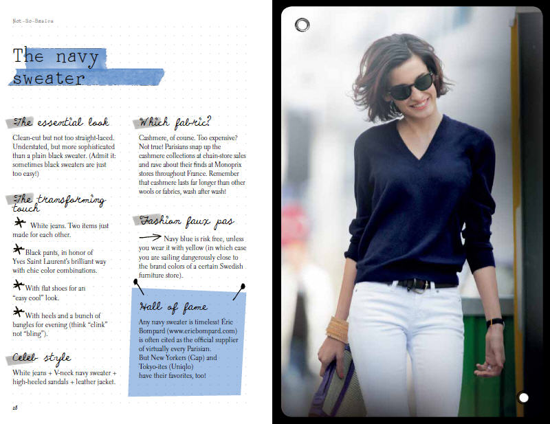 parisian chic look book what should i wear today pdf