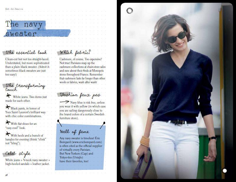 Parisian Chic A Style Guide By Ines De La Fressange The