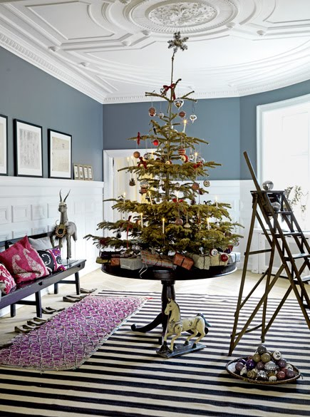 Christmas Decor Inspiration The Simply Luxurious Life