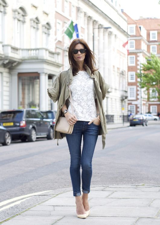 Style Inspiration Completely Casual Chic The Simply