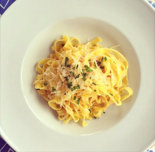 Truffle Butter Pasta tagliarelle with truffle butter – the simply luxurious life®