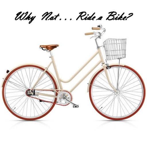 Why Not . . . Ride a Bike? – The Simply Luxurious Life®