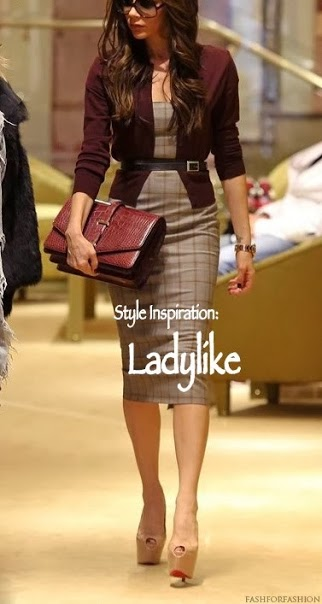 Style Inspiration: Ladylike – The Simply Luxurious Life®