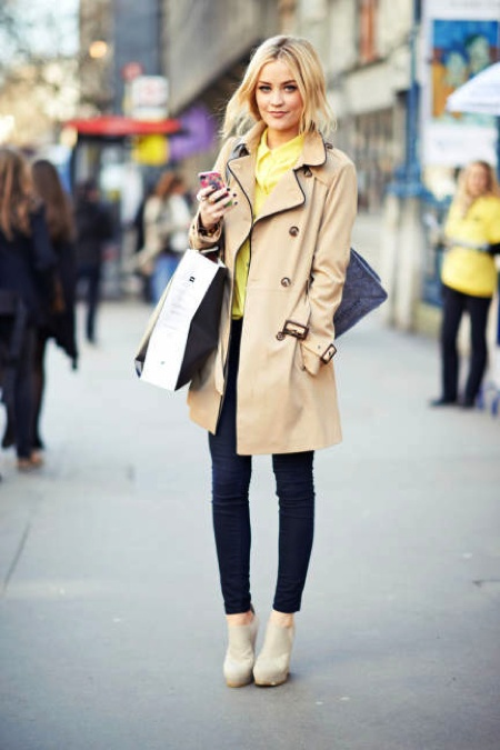 Why Not Wear A Trench Coat The Simply Luxurious Life