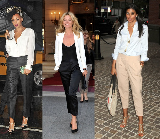 Why Not Wear Ankle Length Pants The Simply Luxurious Life