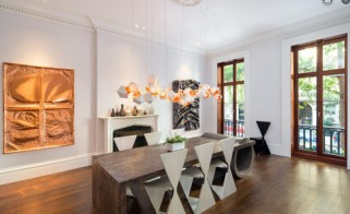 Decor Inspiration: SJP's Townhouse Can Be Yours