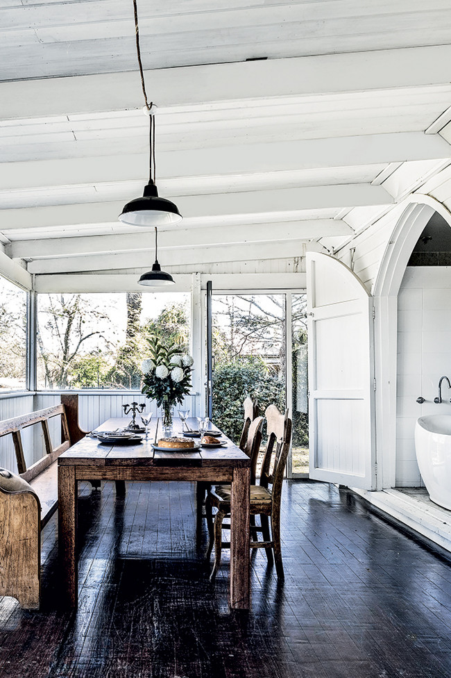 Decor inspiration a beautiful conversion the simply for Interior design inspiration australia