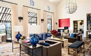 Decor Inspiration: Ellen Pompeo's Exquisite Remodel