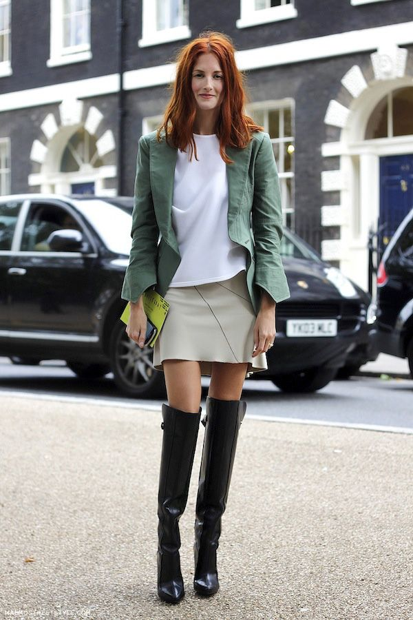 Style Inspiration Red Green Amp Festive The Simply