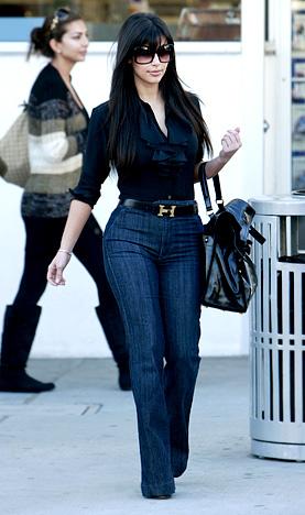 designer high waisted jeans - Jean Yu Beauty