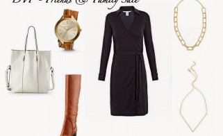 Outfit of the Week: DVF Sale