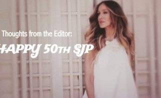 Thoughts from the Editor: SJP & Spring