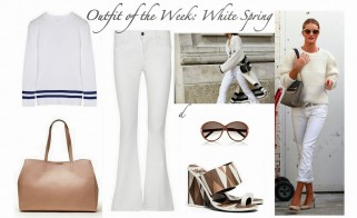 Outfit of the Week: White Spring