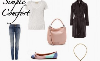 Outfit of the Week: Simple Comfort