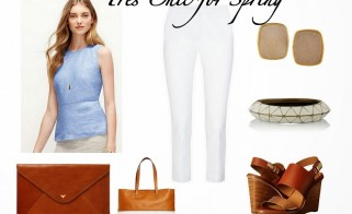 Outfit of the Week: Très Chic for Spring