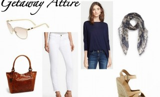 Outfit of the Week: Getaway Attire