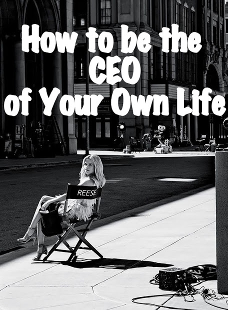 Shannon ables 39 s blog 8 ways to become the ceo of your for Simply luxurious life blog