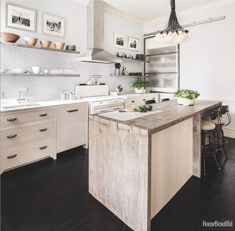 15 Kitchen Makeover Projects: Decor Inspiration: Modern Victorian Charm