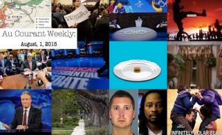 Au Courant Weekly: August 1, 2015
