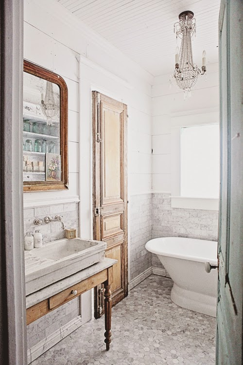 Decor inspiration french inspired bathroom remodel the for French bathroom decor
