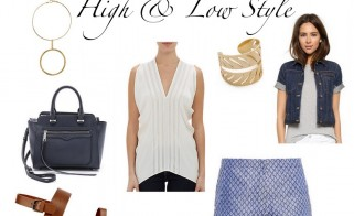 Outfit of the Week: High & Low Style