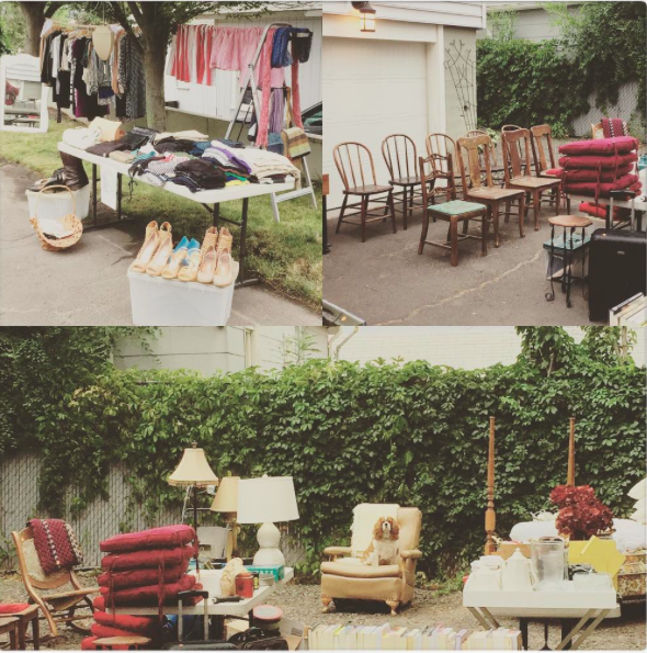 tsllyardsale2. Moving Checklist  How to Minimize the Stress of a Major Life