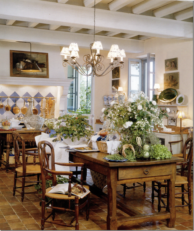 Inside A Country Cottage: Decor Inspiration: A Provence Estate