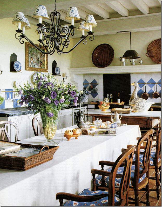 decor inspiration a provence estate the simply. Black Bedroom Furniture Sets. Home Design Ideas