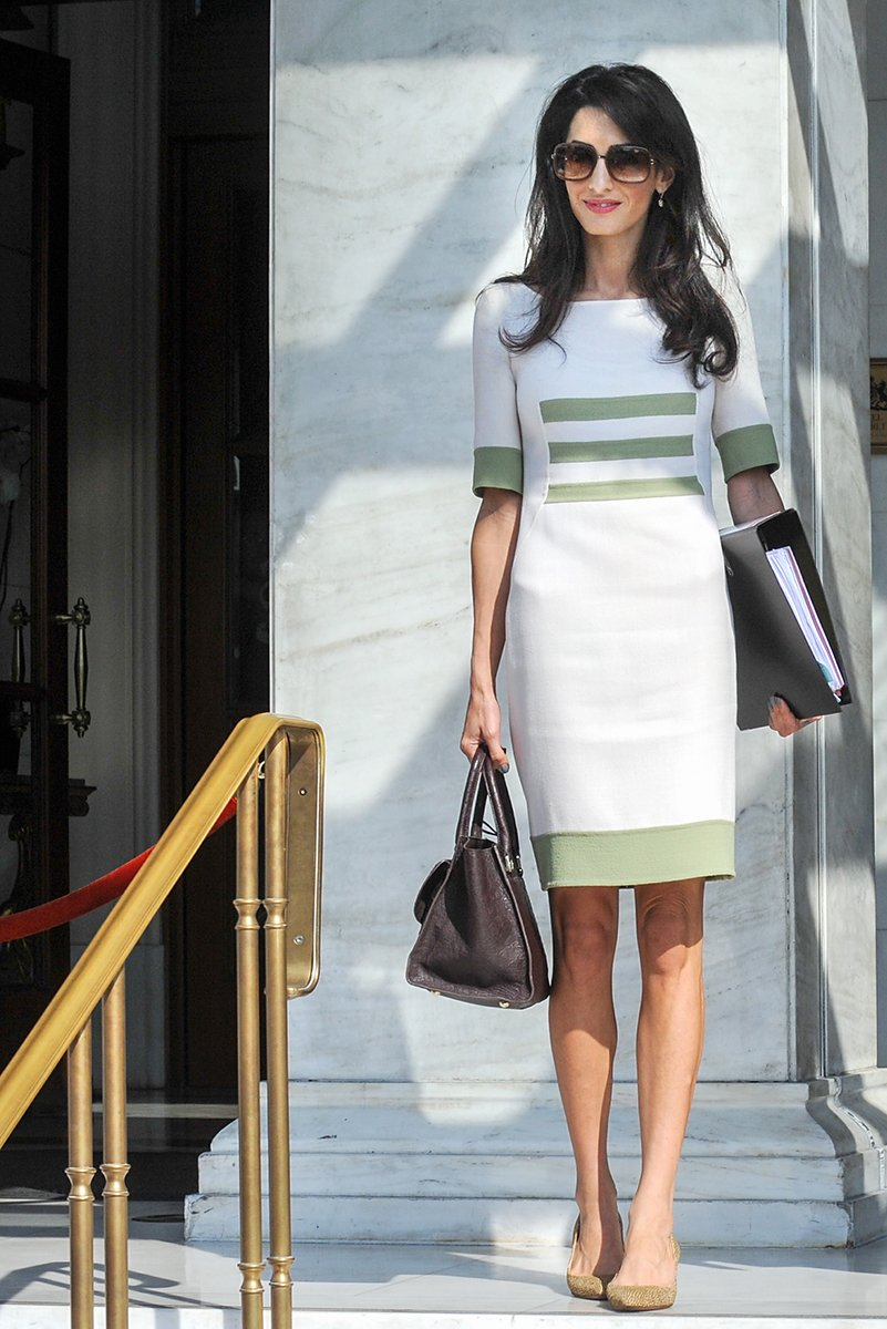 Style Inspiration: Amal Clooney – The Simply Luxurious Life®