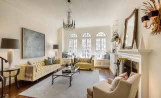 Decor Inspiration: Candace Bushnell's NYC Apartment