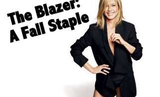 The Blazer: A Fall Staple