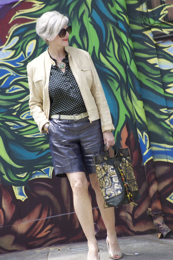 Style Inspiration Style At A Certain Age The Simply