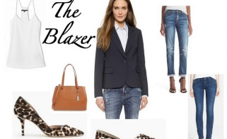 Outfit of the Week: The Blazer