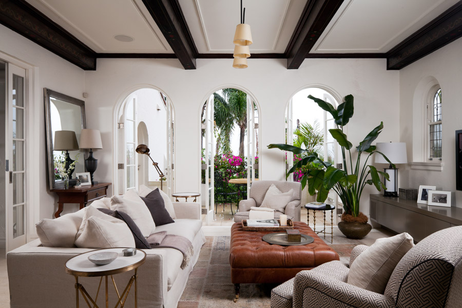 Decor Inspiration: Cozy Living Space – The Simply Luxurious Life®