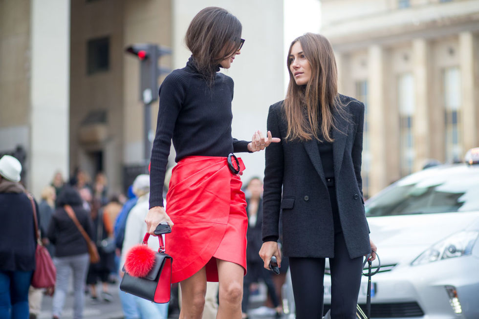 Style Inspiration Paris Street Style More The Simply Luxurious Life