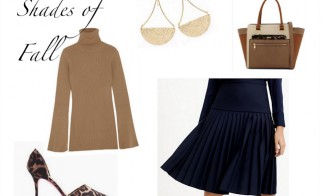 Outfit of the Week: Shades of Fall