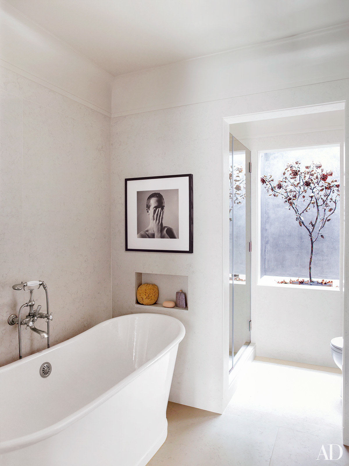 Decor inspiration making the impossible possible the for Townhouse bathroom ideas