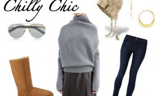 Outfit of the Week: Chilly Chic