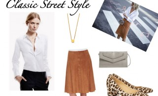 Outfit of the Week: Classic Street Style