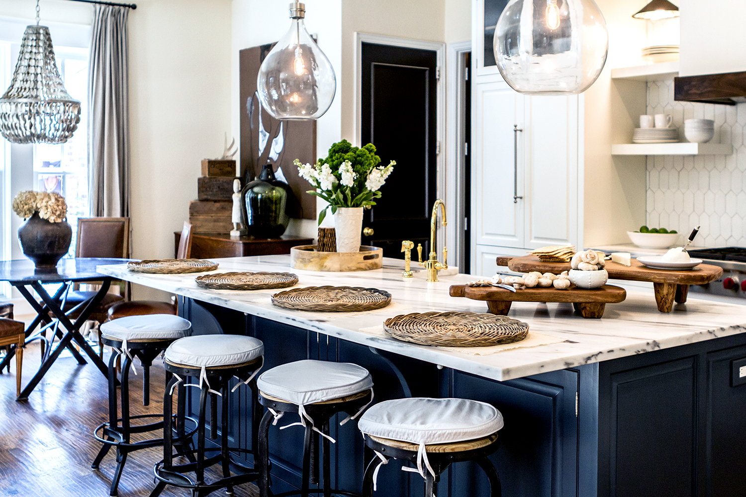 Decor Inspiration: A Go-To Kitchen – The Simply Luxurious Life®