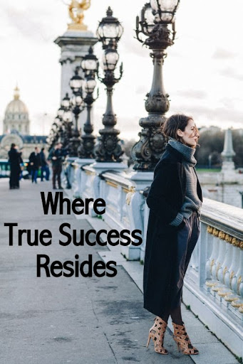 Where True Success Resides The Simply Luxurious Life 174