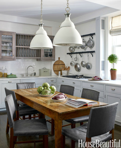 Decor Inspiration: Sophisticated, Farmhouse Style