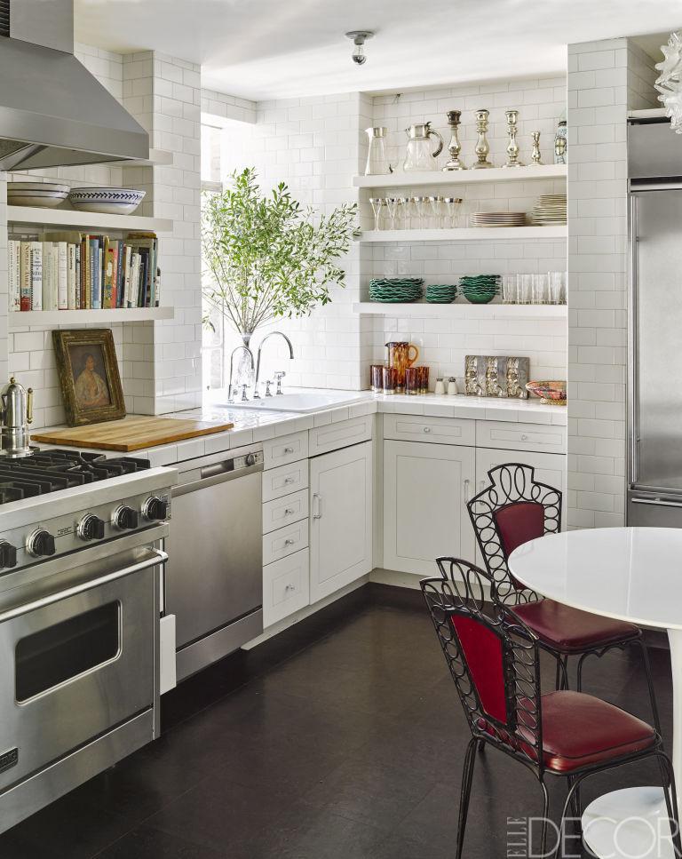 Simple Kitchen Design Home Interior: Decor Inspiration: Marisa Tomei's Manhattan Apartment Of