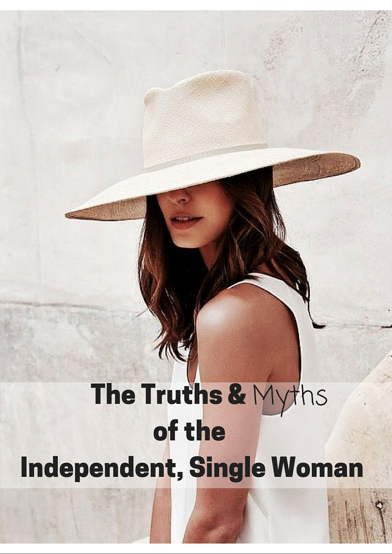 The truths myths of the independent single woman the for Simply singles