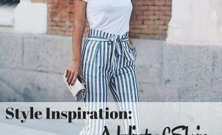 Style Inspiration: A Hint of Skin