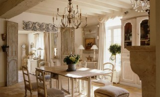 Decor Inspiration: French Cottage Charm