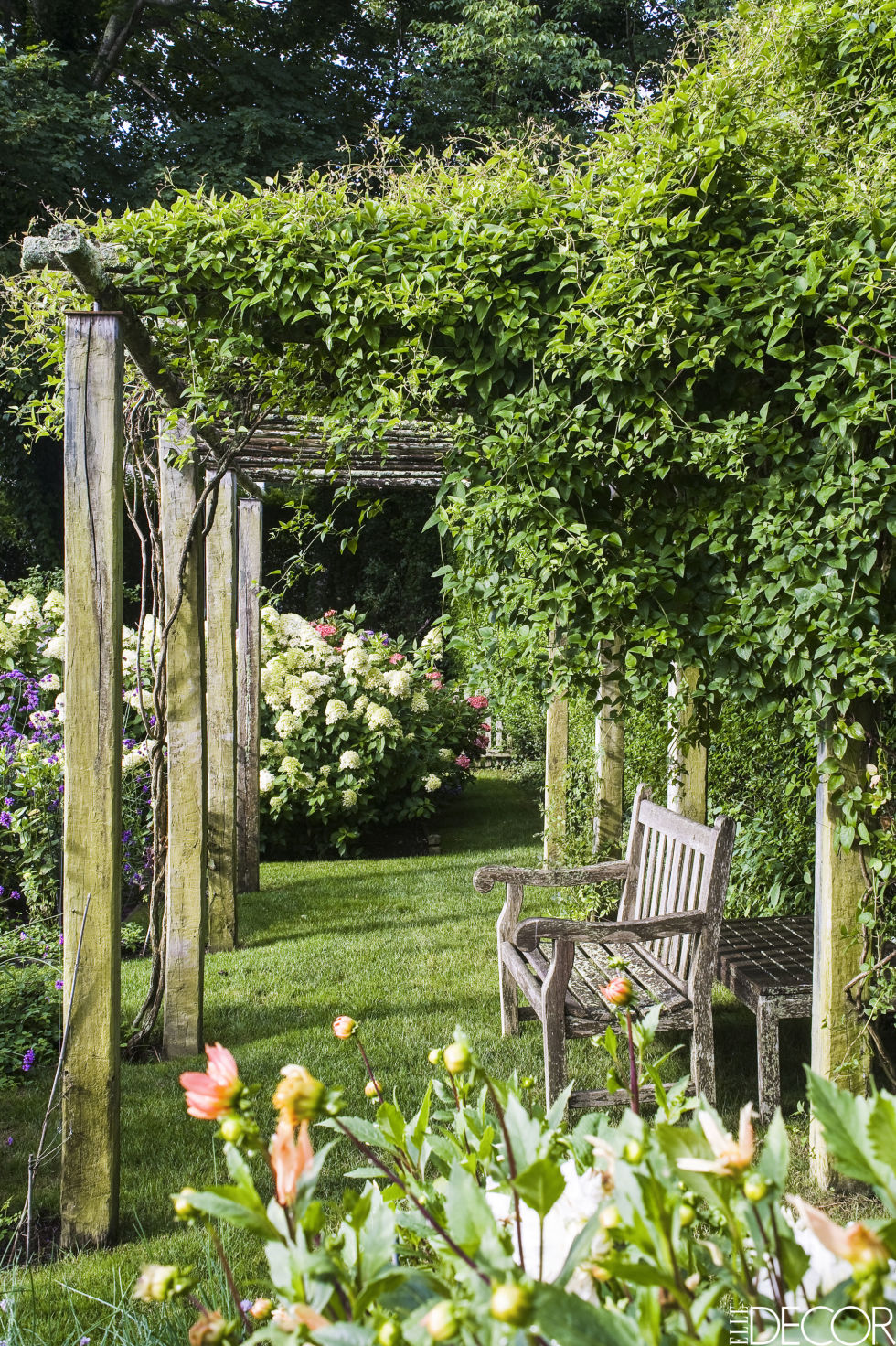 Ina Garten Hamptons Home ina garten's gorgeous garden – the simply luxurious life®