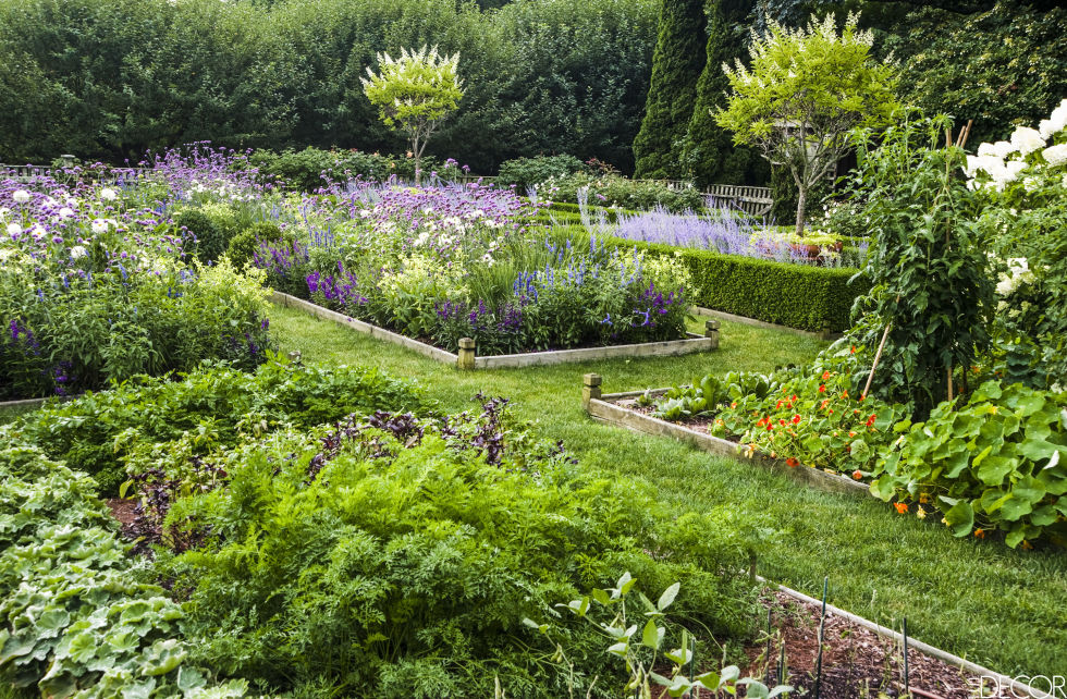 Ina Garten S Gorgeous Garden The Simply Luxurious Life